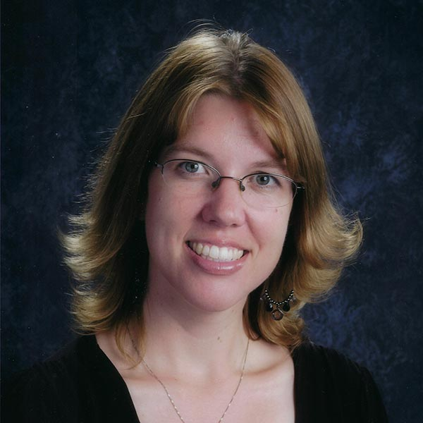 Photograph of Andrea Verley, quilting and sewing instructor at Rabbit & Rocket.